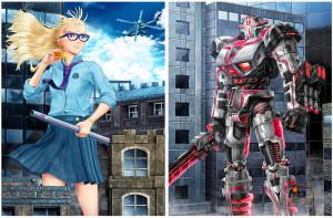 Me-vs-Robot
